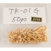 Truss Rod Cover Screw (3)