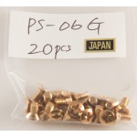 5&3 Way Screw PS-06 Gold